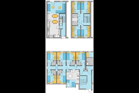 Lancaster University eco-residences